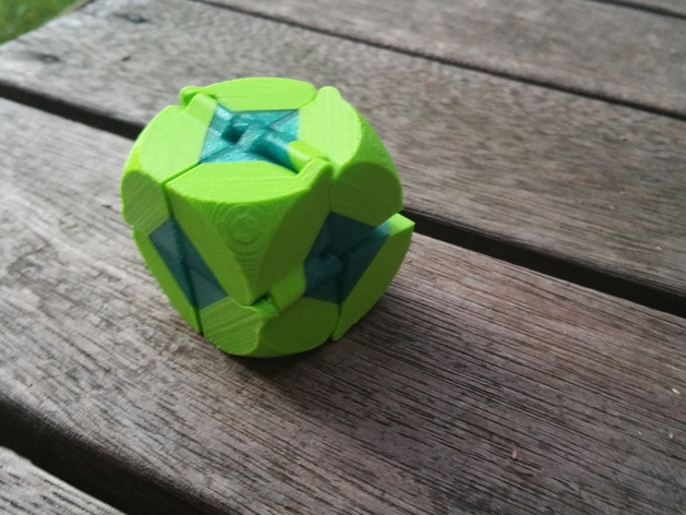 how to make a folding cube