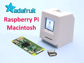 RaspberryPi Mac M0 by adafruit