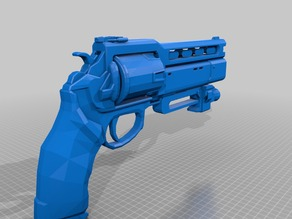 Destiny Legendary Hand Cannon Fatebringer 1:1 Scale