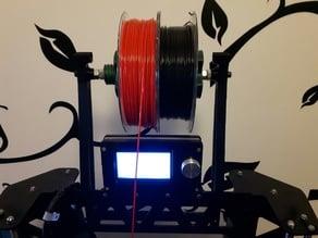 Tatara A6 Filament Rollers Holder