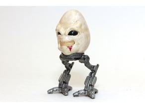 Evil Egg Mech Body