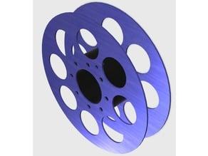 Wire Spool Ø100mm (Print & Lasercut)