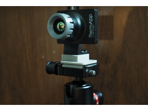 Therm-App QD mount for PhotoClam
