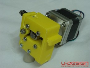Planetary Extruder for Profabb GATE LE Printer - 3mm