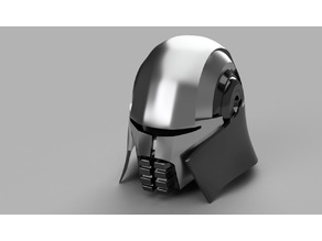 Lord Starkiller Helmet Star Wars