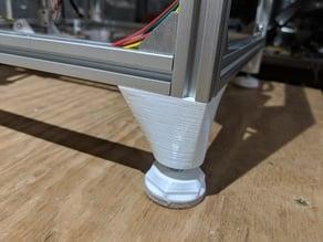 Hypercube 50mm Adjustable Leg