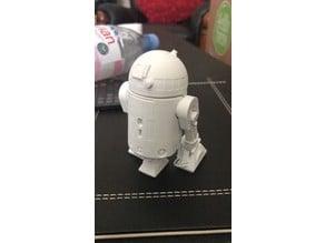 R2-D2 1/12 posable