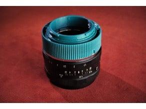 Extension Tubes for Sony E-Mount Lenses