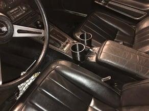 Corvette C3 Cupholder