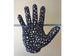 Voronoi Hand