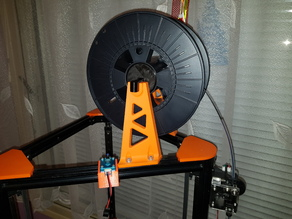 Filament Holder Delta 2020