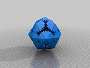 Geared Polyhedron