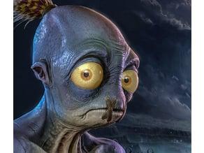 Oddworld: Soulstorm - Artwork Lithophane 2
