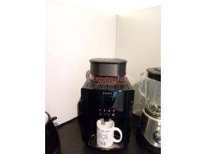 Krups EA8160 Coffee Container Extension - Kaffebohnenbehältererweiterung