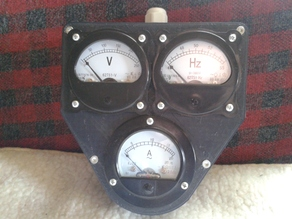 electric dial box