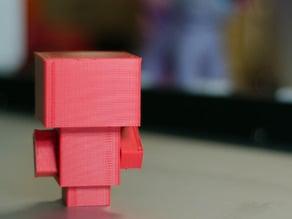 Cubeecraft Action Figure