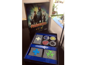 Pandemic Board Game Addition