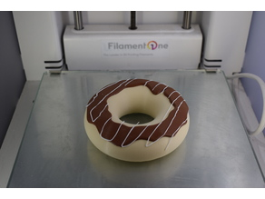 2 Colors Donut