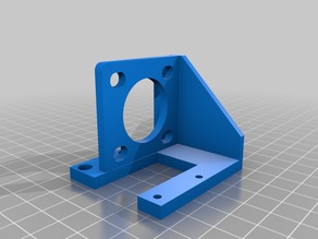 petsfang titan direct drive stock extruder mount