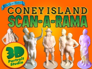 Coney Island Scan-A-Rama