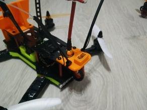 ZMR XT60 holder + Ziptie for Antennas