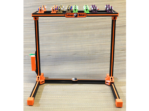 Spool Rack for Prusa MK2/x Multi-Material
