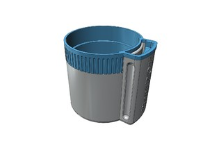 Self-Watering Plant POT v2