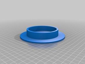 My Customized Parametric Filament Spool Bushing