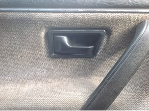 VW Golf 2 Jetta 2 Door frame