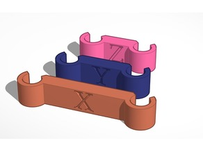 Anet A8 Axis Locks
