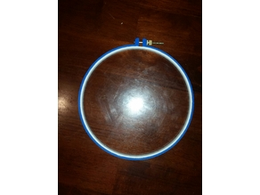 Pergo Cross Stitch Hoop
