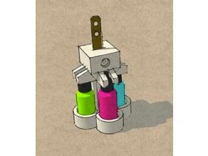 Hobby Paint Bottle Shaker