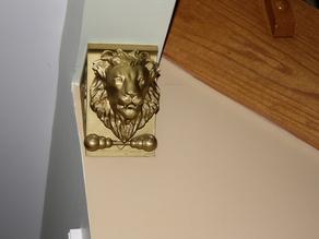 Lion Corbel