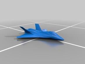 FS-110 Stealth Fighter