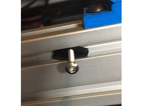 2020 AM8 M3 t-nut easy installation