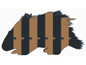 Flexi Porcupine