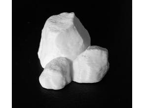 Cluster of Rocks