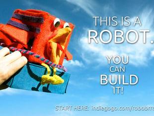 RoboBrrd Mail! token3D