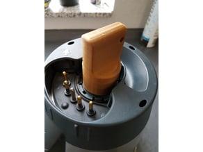 Thermomix TM5 Dreher für Messer / Schlüssel