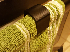 Oven / Fridge Door Handle / Rack Towel & Rag Holder Clip / Clamp