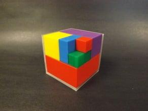 3-Dimensional Fraction Blocks