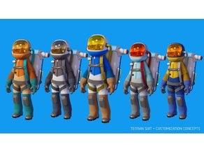 Astroneer Terran Suit