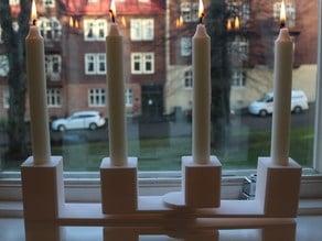 Swedish Candle Holder