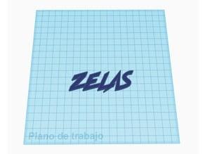Zelas letters