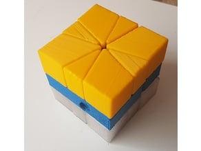 SQ-1 Puzzle Cube