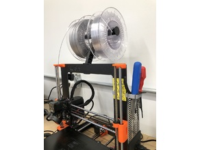 Non-Spiralized Prusa Tool Holder
