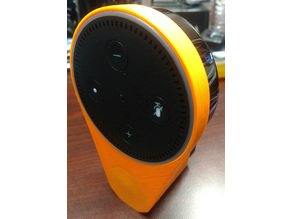 Echo Dot Outlet Mount-2