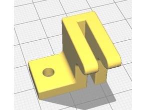 Creality CR-10S Filament Sensor Fixture