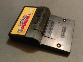 Pokemon Pinball (Game Boy Color) battery cover