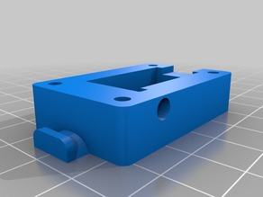Filament Runout Sensor for Marlin and Octoprint with ptfe guides